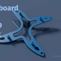cubieboard_vesa_mount_100.png Download free STL file Cubieboard VESA Type D Mount (100mm) • 3D printing template, fmorgner