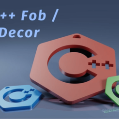 isocpp.png Download free STL file ISO C++ • 3D print model, fmorgner