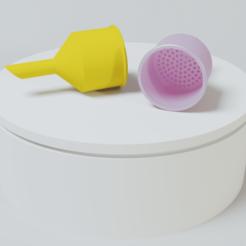 flat_bottom_funnel.png Télécharger fichier STL gratuit Entonnoir à fond plat • Design à imprimer en 3D, fmorgner