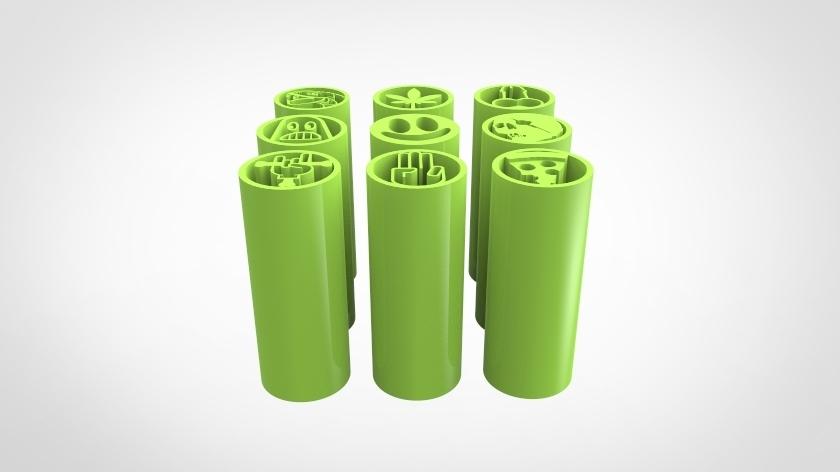 filtros weed v5.60.jpg Télécharger fichier STL VOL.1 -- 9 CONSEILS SUR LES FILTRES ANTI-MAUVAISES HERBES • Plan imprimable en 3D, SnakeCreations