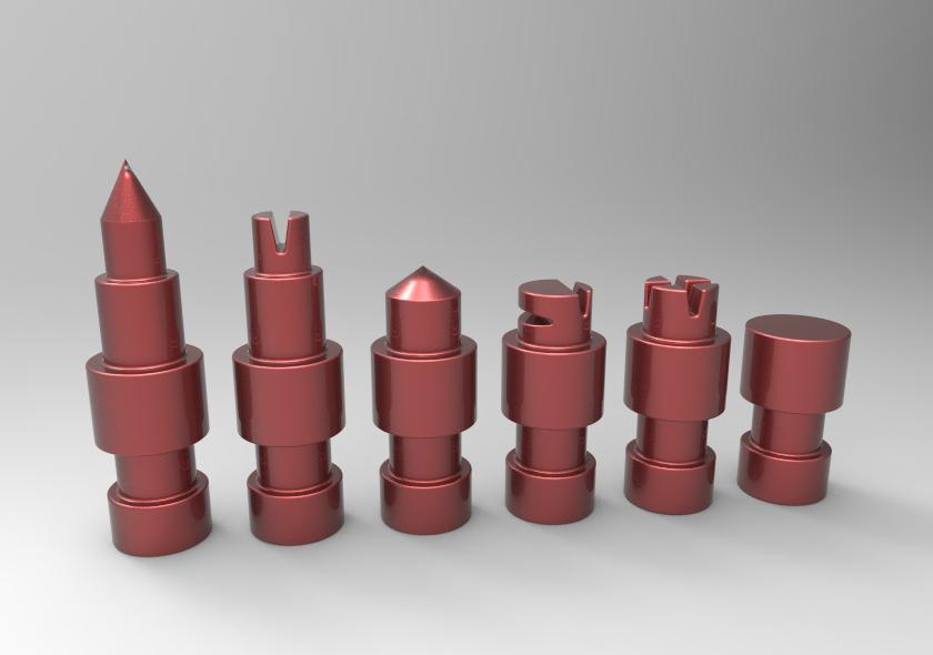 untitled.60.jpg Télécharger fichier STL gratuit Figurines d'échecs • Plan pour imprimante 3D, SnakeCreations
