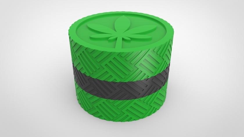 untitled.326.jpg Télécharger fichier STL BROYEUR DE MAUVAISES HERBES + FILTRES DE SAUVEGARDE DES MAUVAISES HERBES • Objet à imprimer en 3D, SnakeCreations