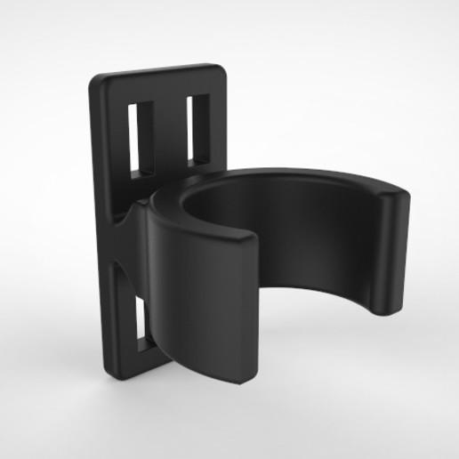 Télécharger fichier STL gratuit Porte-taches pour bicyclette • Objet pour imprimante 3D, SnakeCreations