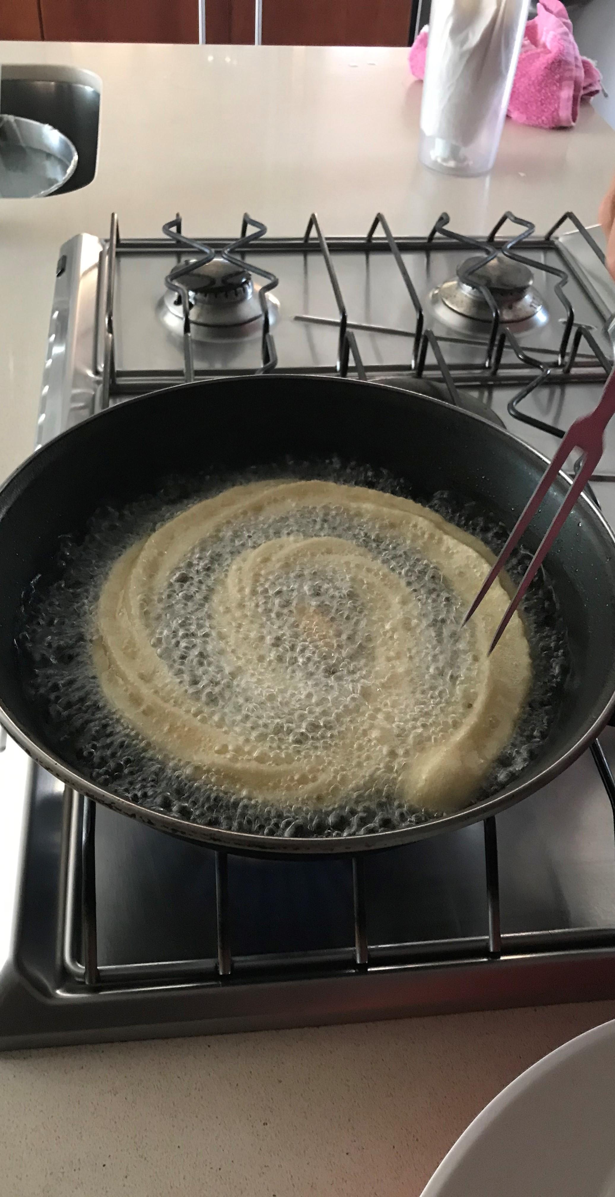 IMG_9073.jpg Télécharger fichier STL gratuit Embouchure de churrera pour manchon de pâtisserie + recette • Plan à imprimer en 3D, SnakeCreations
