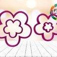 untitled.13.jpg Download STL file Flower Cutter Set • 3D printable object, juanchininaiara