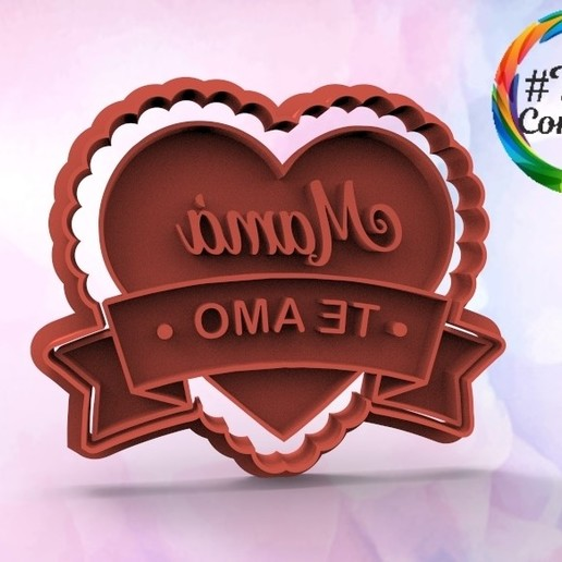 untitled.44.jpg Download STL file mother's day cutter set • 3D printable object, juanchininaiara