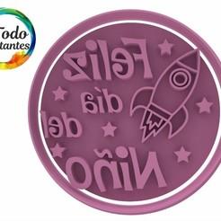 1228 Niño 4.48.jpg Download STL file Short Child's Day • 3D printer object, juanchininaiara