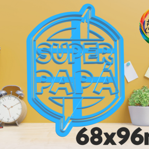 papá 6.png Download STL file father's day cutter set • 3D printing object, juanchininaiara