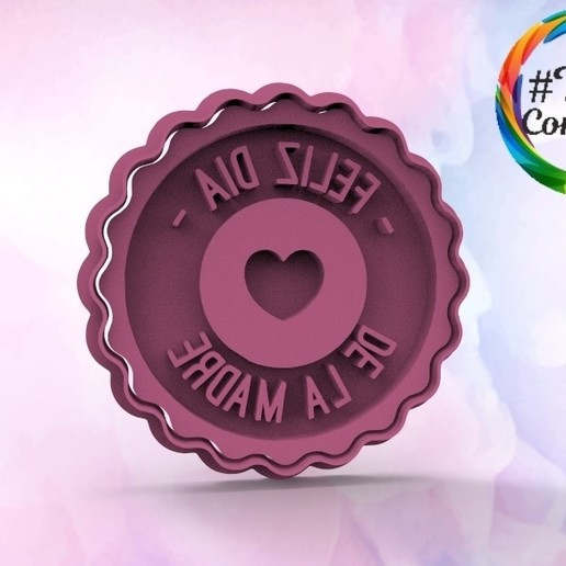 untitled.42.jpg Download STL file mother's day cutter set • 3D printable object, juanchininaiara