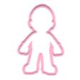 Download 3D printing files Pack Mario cookie cutter, juanchininaiara