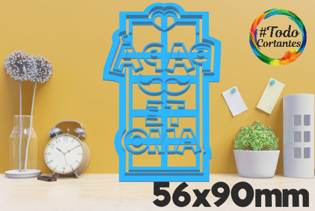 papá 5.png Download STL file father's day cutter set • 3D printing object, juanchininaiara