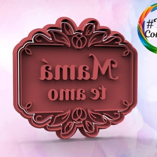 untitled.43.jpg Download STL file mother's day cutter set • 3D printable object, juanchininaiara