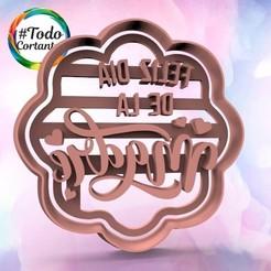 1354 Mamá 13.53.jpg Télécharger fichier STL Fête des mères • Plan imprimable en 3D, juanchininaiara