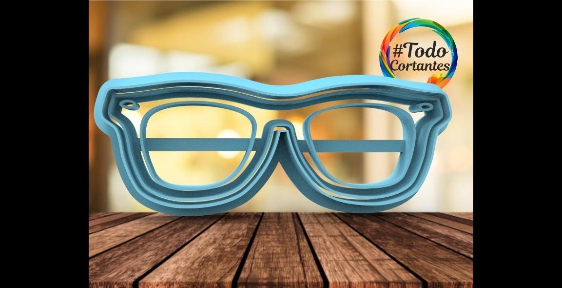 untitled.31.jpg Download STL file sharp glasses • 3D printable design, juanchininaiara