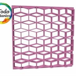 Download STL file capitone cutter marker stepped texture • 3D printer design, juanchininaiara