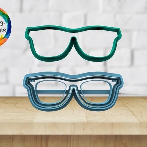 untitled.6.jpg Download STL file sharp glasses • 3D printable design, juanchininaiara