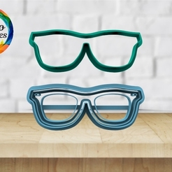 Download 3D printing files sharp glasses, juanchininaiara