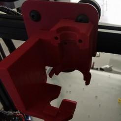 IMG_20200512_183018.jpg Download STL file E3D V6 for alfawise U20 and U30 • 3D print design, IamMaker