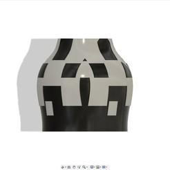 lustre-3d-futuriste.jpg Télécharger fichier STL gratuit Lustre Futur • Design pour imprimante 3D, IamMaker