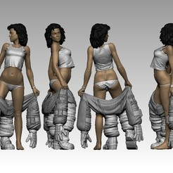 Download 3D printing designs Ripley, nikko3d