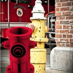 untitled.82.jpg Download free STL file Mate Moisturizer Fireman • 3D printable object, leliel
