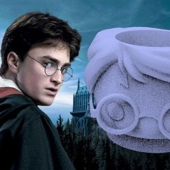 untitled.81.jpg Download free STL file Mate Harry Potter • 3D printer template, leliel