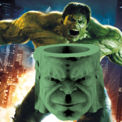 matehulk.png Download free STL file Mate Hulk • 3D printing design, leliel