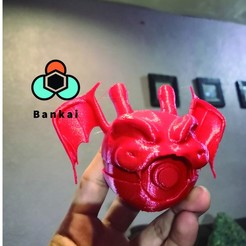 Download free STL file pokemon: Pokeball charizard • 3D print design, manuellxb2