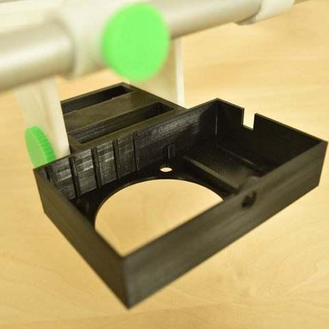 0e2d1af9914b0cdba93448d2c49414b4_display_large.jpg Télécharger fichier STL gratuit Support de caméra de plafond pour plafonds commerciaux de 600 mm • Design imprimable en 3D, PapaBravo