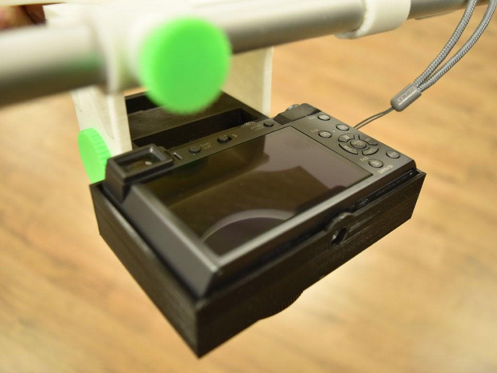 654d8dba02f561dec0c0eebac8ba5eff_display_large.jpg Télécharger fichier STL gratuit Support de caméra de plafond pour plafonds commerciaux de 600 mm • Design imprimable en 3D, PapaBravo
