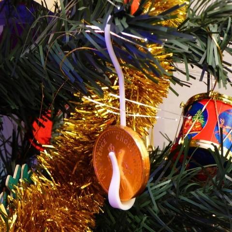 Télécharger objet 3D gratuit Cintre d'arbre de Noël pour les pièces en chocolat, PapaBravo