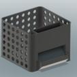 Download free STL file Desk box • 3D printing template, medastm