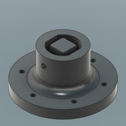 Download free STL file Thrustmaster TMX pro adapter • 3D printer model, medastm