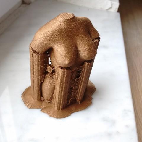 4f04d4e51947f802496d58ab807d43f9_display_large.jpg Télécharger fichier STL gratuit sculpture de torse de femme, nue • Design pour impression 3D, GesaPi