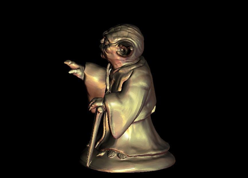 3.jpg Download free STL file Master Yoda from Star Wars • Model to 3D print, 3DPrinterFiles