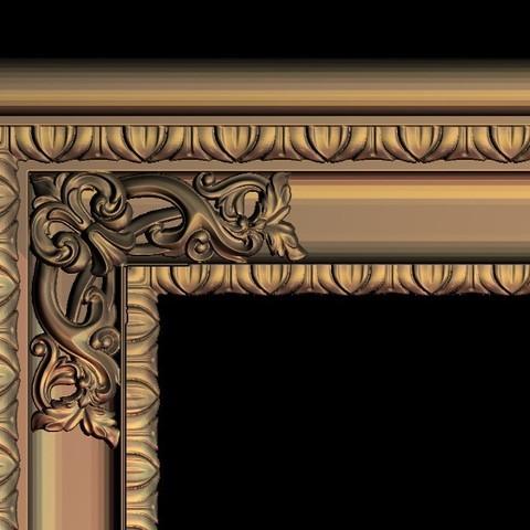 Télécharger fichier impression 3D gratuit art du cadre, 3DPrinterFiles