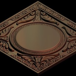 Download free 3D printing designs Basic frame gothic, 3DPrinterFiles