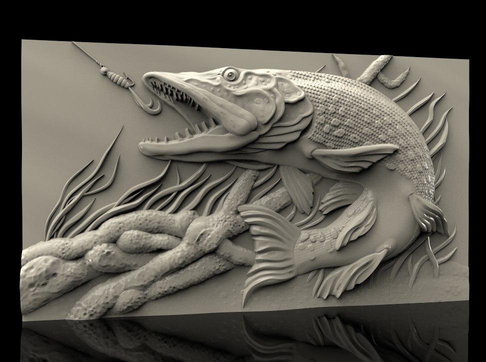 Schuka.jpg Télécharger fichier STL gratuit routeur de pêche lake cnc • Objet pour imprimante 3D, 3DPrinterFiles