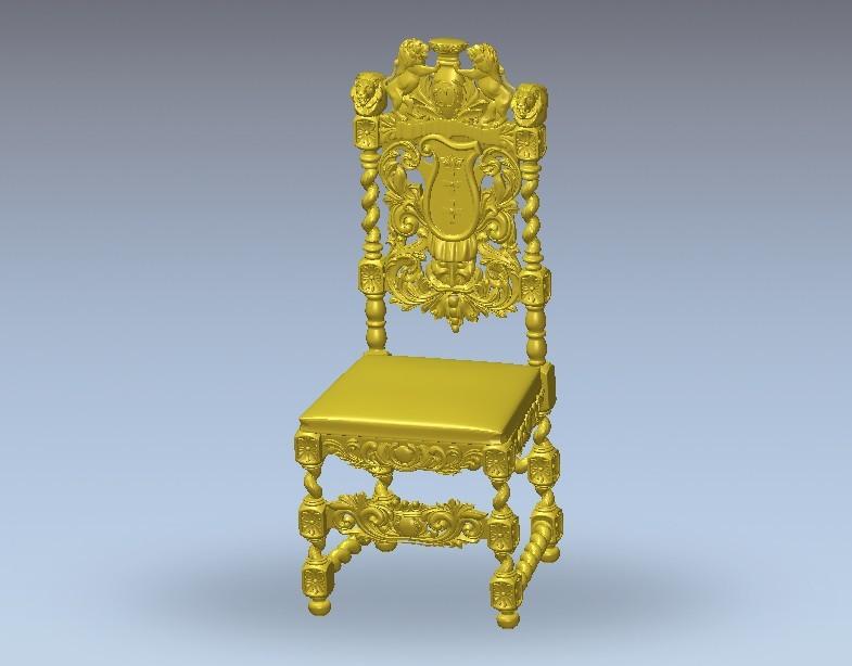 14.jpg Télécharger fichier STL gratuit renaissance vintage vintage old chair art • Design pour imprimante 3D, 3DPrinterFiles