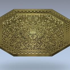 Descargar Modelos 3D para imprimir gratis Molduras vintage para apartamentos clásicos antiguos fresadora cnc art machine Impreso en 3D, 3DPrinterFiles