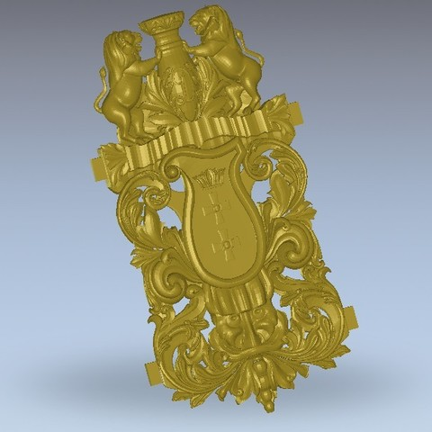 8.jpg Télécharger fichier STL gratuit renaissance vintage vintage old chair art • Design pour imprimante 3D, 3DPrinterFiles
