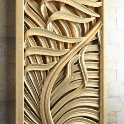 Descargar modelos 3D gratis plantas arte decoración de marcos modernos, 3DPrinterFiles