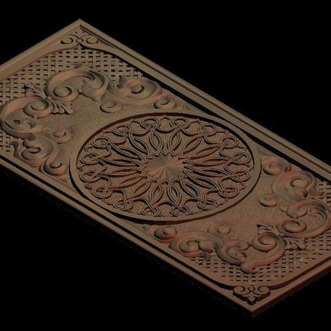 37_1.jpg Télécharger fichier STL gratuit cadre de décoration d'objet d'art • Plan pour impression 3D, 3DPrinterFiles