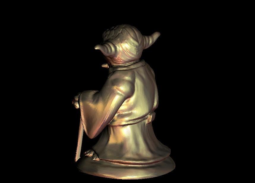 4.jpg Download free STL file Master Yoda from Star Wars • Model to 3D print, 3DPrinterFiles