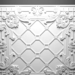 Descargar archivos 3D gratis marco artístico, 3DPrinterFiles