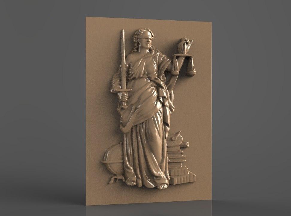 24.jpg Download free STL file blind justice metaphore metaphoric cnc art • 3D printable design, 3DPrinterFiles