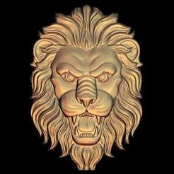 Descargar modelos 3D gratis marco de león feroz, 3DPrinterFiles