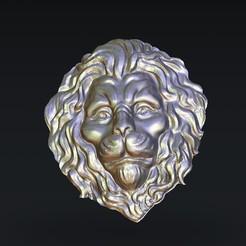 34.jpg Télécharger fichier STL gratuit triste lion • Objet pour imprimante 3D, 3DPrinterFiles