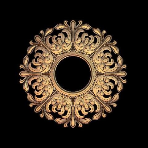18.jpg Télécharger fichier STL gratuit cadre art soleil circulaire • Modèle pour imprimante 3D, 3DPrinterFiles
