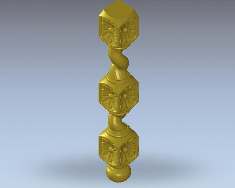 3.jpg Télécharger fichier STL gratuit renaissance vintage vintage old chair art • Design pour imprimante 3D, 3DPrinterFiles